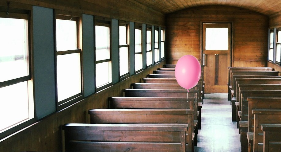 balloon train